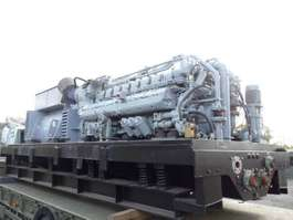 agregat prądotwórczy standardowy MTU 2500 KVA 1997