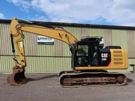 crawler excavator Caterpillar 320 EL 2015