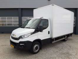 closed box lcv Iveco 35S14 2017