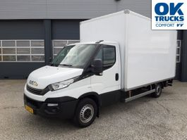 camion châssis-cabine Iveco 35S14 2017