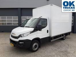 camion con telaio cabinato Iveco 35S14 2017