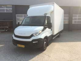 closed box lcv Iveco 35S13 35S13 2016