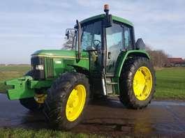 farm tractor John Deere 6400