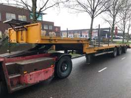 lowloader semi trailer Cuppers SDO 12 27 SL - WITH RAMPS 1997
