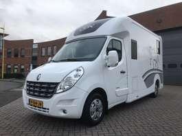 cassone chiuso trasporto cavalli lcv Renault MASTER HORSEBOX 5 pers. STX 2014
