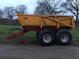 camião basculante com rodas Vgm kipper/dumper GD-18 2000