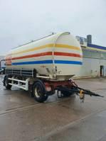 feed full trailer Spitzer Siloanhänger SA 1831 /3ZM für Mehl, Futtermittel 1992