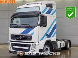 mega-volume tractorhead Volvo FH 420 4X2 XL Mega 2x Tanks EEV 2012