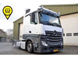 mega-volume tractorhead Mercedes Benz Actros 1942 low deck 4x2 Full Air Suspension 366.417km 2015