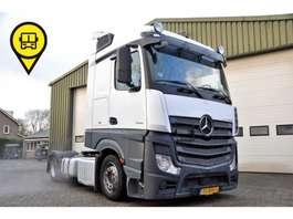 tracteur convoi exceptionnel Mercedes Benz Actros 1942 low deck 4x2 Full Air Suspension 366.417km 2015