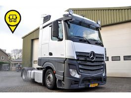 trattore mega-volume Mercedes Benz Actros 1942 low deck 4x2 Full Air Suspension 366.417km 2015