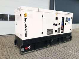 generator John Deere 6068 HFU 82 Stamford 150 kVA Supersilent generatorset 2014
