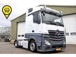 mega-volume tractorhead Mercedes Benz Actros 1942 low deck 4x2 Full Air Suspension 383.974km 2015