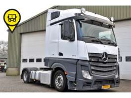 mega-volume tractorhead Mercedes Benz Actros 1942 low deck 4x2 Full Air Suspension 424.509km 2015