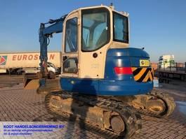 mini escavatore cingolato Volvo ECR 88 2007