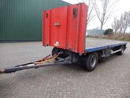 drop side full trailer Burg BPA 09-09 SRNXX 2 As Vrachtwagen Aanhangwagen Open, WP-DR-01 2004