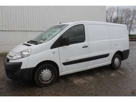 closed lcv Citroen JUMPY 1200 L2H1 2.0HDI 120 2007