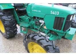 farm tractor John Deere 5403  . 4WD