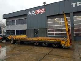 lowloader trailer Nooteboom ASD-32 1980