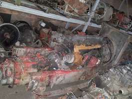 Engine truck part Scania DSC1122 - 380HP (113)
