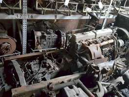 Engine truck part Scania DSC1121 - 320HP (113)