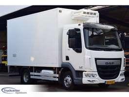 camión frigorífico DAF LF 150, Euro 6, 7490 kg, Manuel, Truckcenter Apeldoorn 2015
