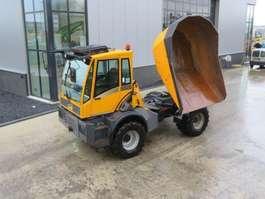 camion à benne sur roues Bergmann 3009R 2011