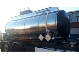 tank container Feldbinder rvs tank