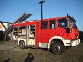 fire truck Iveco 135EW 24 4x4 bomberos fire truck 2000
