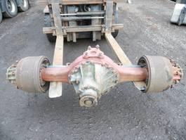 Задняя ось запчасть для грузовика DAF achteras van DAF XF 2000