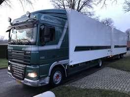 camión frigorífico DAF FA XF 105 EEV Manaul 950798 km 2009