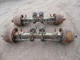 Axle truck part BPW 2 assen voor dubbele montage