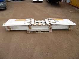 Jiný díl pro nákladní vozidla sponden volledig set aluminium sponden