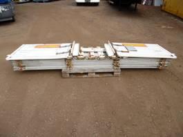 Other truck part sponden volledig set aluminium sponden