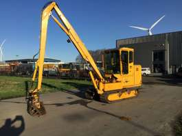 other forestry and groundcare machine Herder MB 120 LS 2008