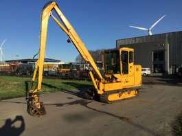 outras máquinas para silvicultura e tratamentos dos solos Herder MB 120 LS 2008