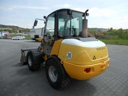 wheel loader Volvo L25B 2007