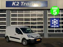 closed lcv Citroen Berlingo 1.6 HDI 500 AIRCO BLUETOOTH 2015