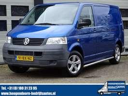 véhicule utilitaire léger fermé Volkswagen Transporter 1.9 TDI Airco - 3 Zits - Rijklaar 2006