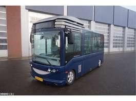 autocarro táxi Gruau Microbus 10 persoons + 1 rolstoelplaats 2008