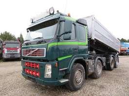camion à benne basculante Volvo FM440 8x4 Pendeltip Euro 4 Full steel 2009