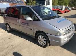 ambulans samochód dostawczy Citroen EVASION **AMBULANCE** EVASION 2001