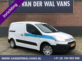 closed lcv Citroen Berlingo 1.6HDI Comfort *APK 11-2020* Zijdeur + Inrichting 2013