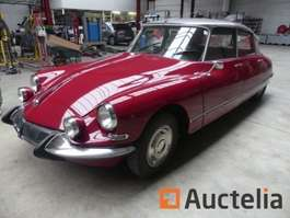 other lcv's Citroen DS 21 PALLAS 1966