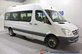 autocarro táxi Mercedes Benz Sprinter Transfer 518 CDI 16 Sitze Dachklima 2008
