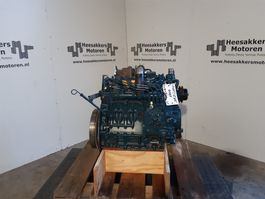 engine part equipment Kubota V1505-T