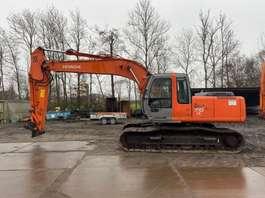 crawler excavator Hitachi ZX210 2006