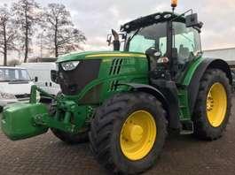 farm tractor John Deere 6210R -  2014 2014