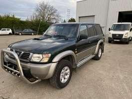 voiture particulière tout-terrain – 4x4 Nissan Nissan patrol Nissan patrol 2000