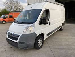 closed lcv Citroen Jumper 2011